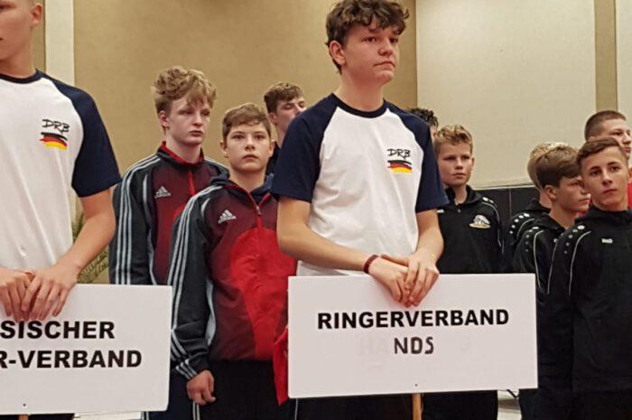 Deutsche B-Jugend Meisterschaften 2021